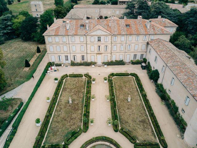 Le mariage de Julien et Caroline à Saint-Clair, Ardèche 4