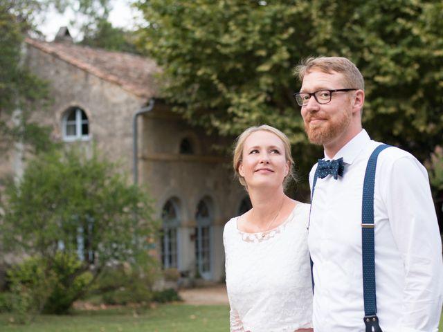 Le mariage de Frank et Meike à Alès, Gard 2