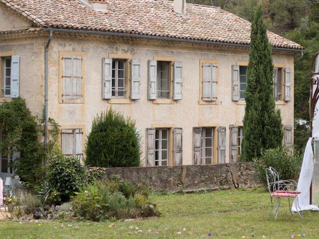 Le mariage de Frank et Meike à Alès, Gard 9