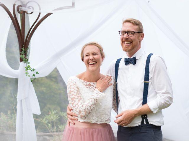 Le mariage de Frank et Meike à Alès, Gard 11