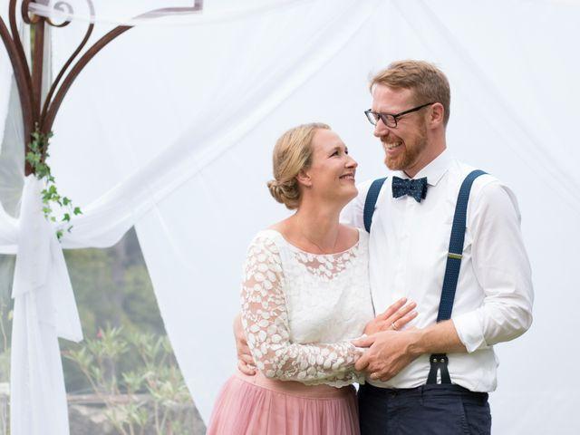 Le mariage de Frank et Meike à Alès, Gard 12