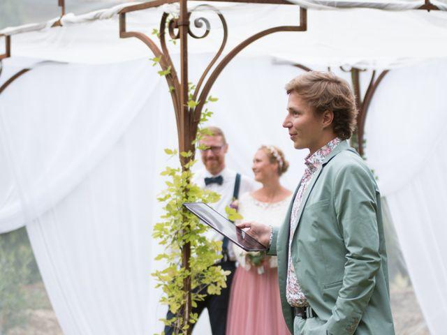 Le mariage de Frank et Meike à Alès, Gard 13