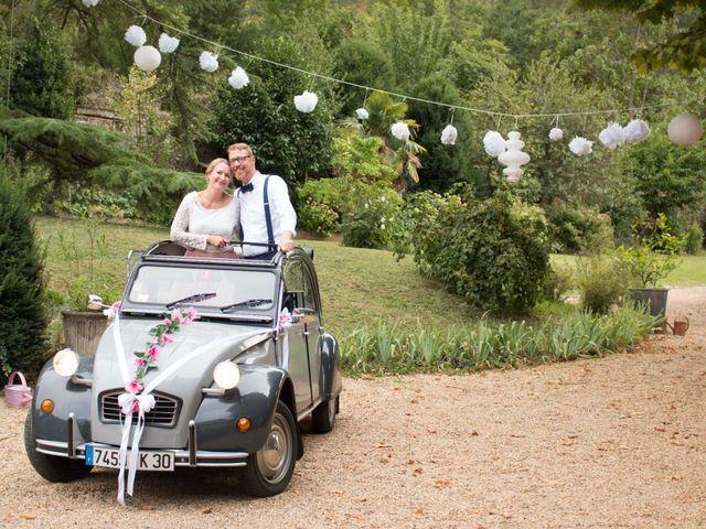 Le mariage de Frank et Meike à Alès, Gard 18