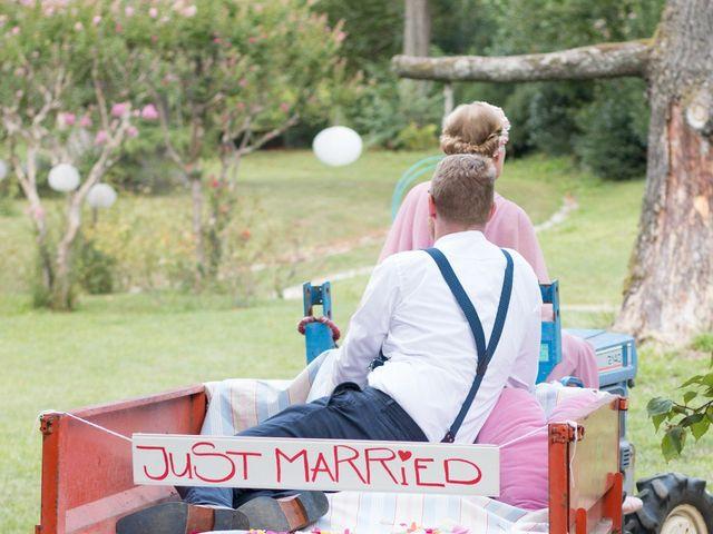 Le mariage de Frank et Meike à Alès, Gard 23