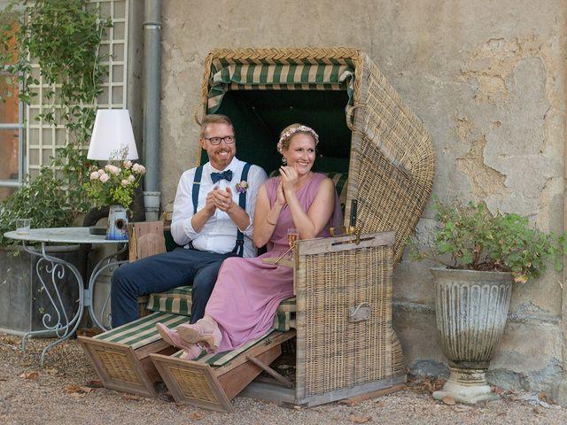 Le mariage de Frank et Meike à Alès, Gard 25