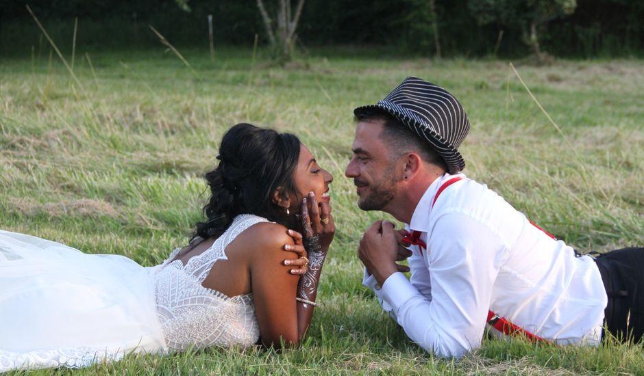 Le mariage de Cindy et Damien à Eauze, Gers