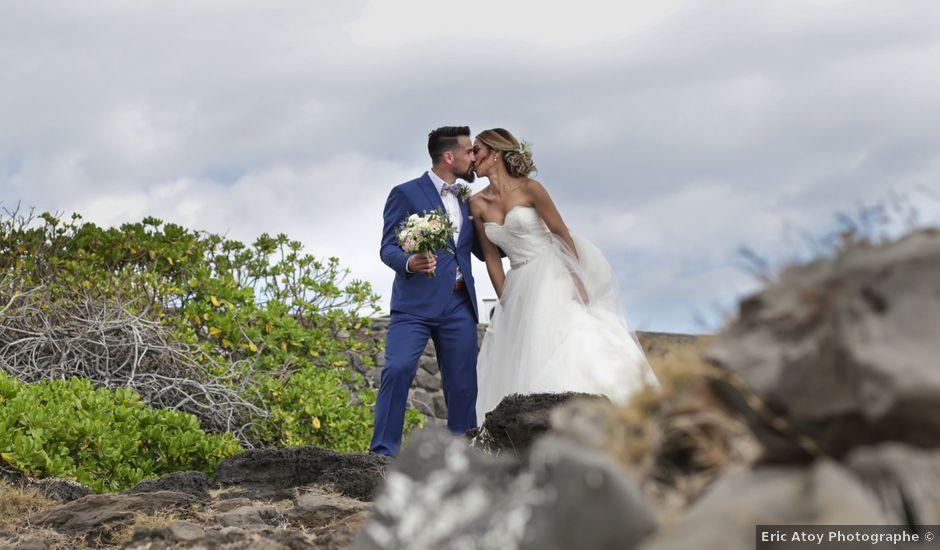 Le mariage de Yannick et Kadya à Le Tampon, La Réunion