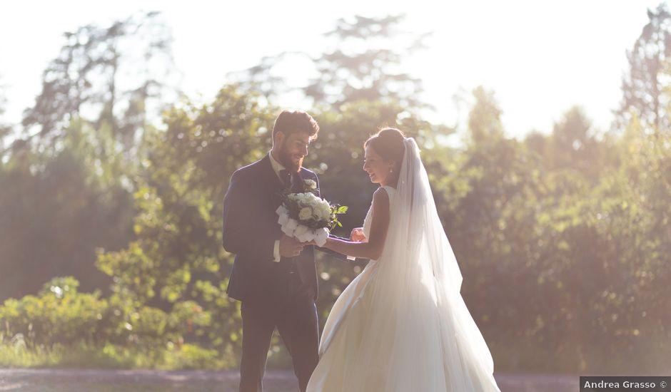 Le mariage de Thomas et Ester à Saint-Étienne, Loire
