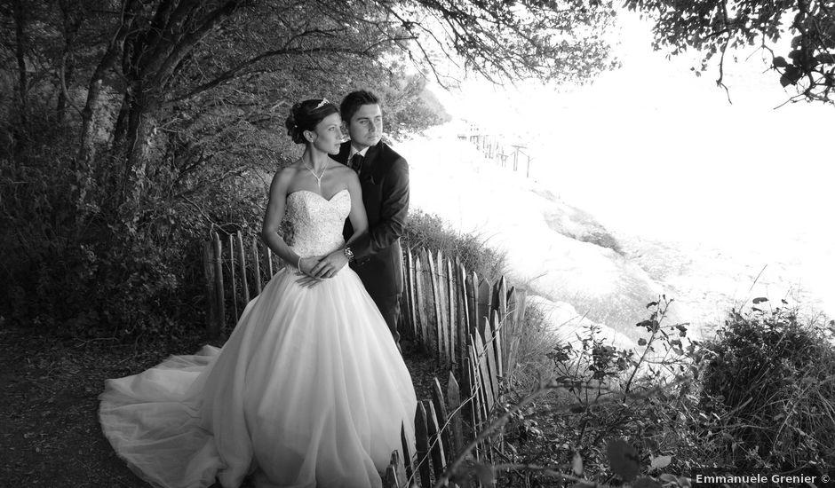 Le mariage de Alban et Aline à Saint-Georges-de-Didonne, Charente Maritime