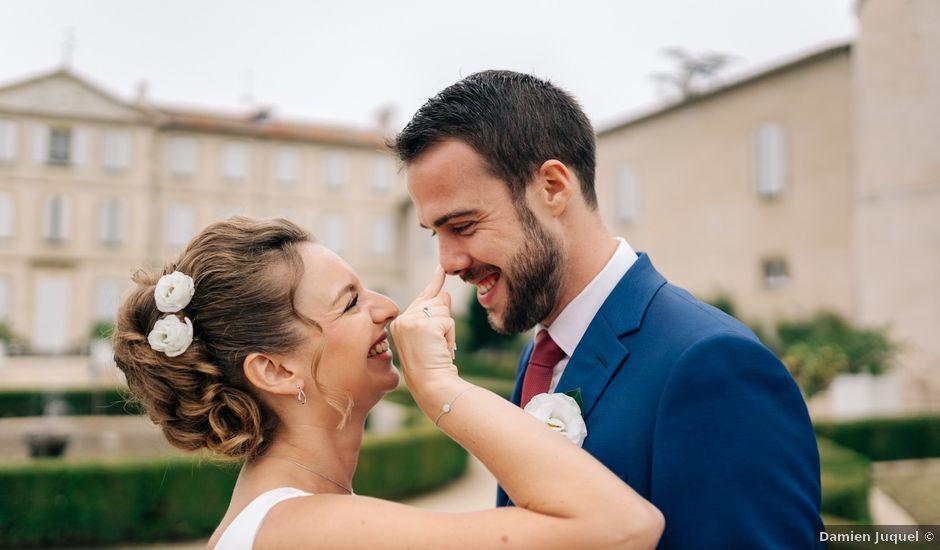 Le mariage de Julien et Caroline à Saint-Clair, Ardèche