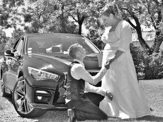Le mariage de Marine et Benoit