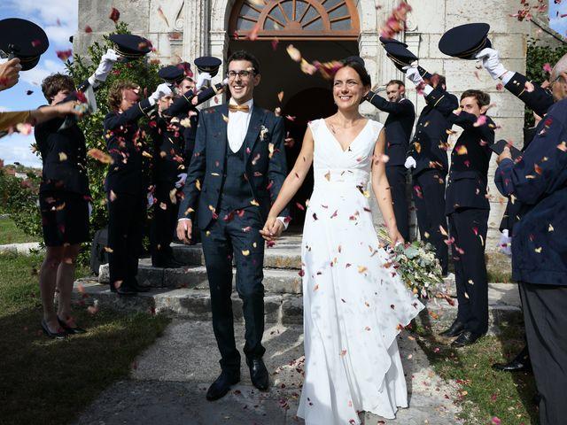 Le mariage de Lucie et Antoine