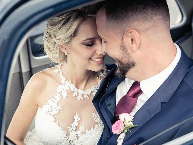 Le mariage de Steve et Stéphanie à Winkel, Haut Rhin 6