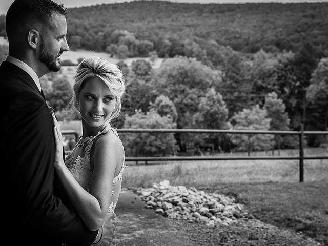 Le mariage de Steve et Stéphanie à Winkel, Haut Rhin 7