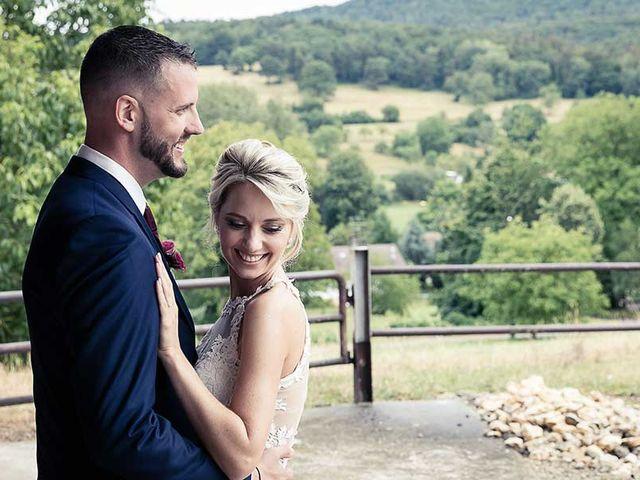 Le mariage de Steve et Stéphanie à Winkel, Haut Rhin 8
