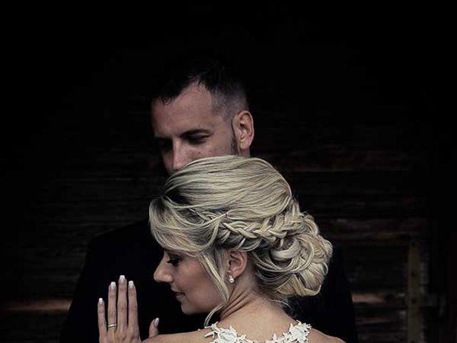 Le mariage de Steve et Stéphanie à Winkel, Haut Rhin 9
