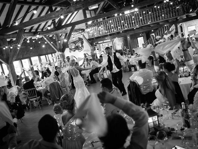 Le mariage de Steve et Stéphanie à Winkel, Haut Rhin 26