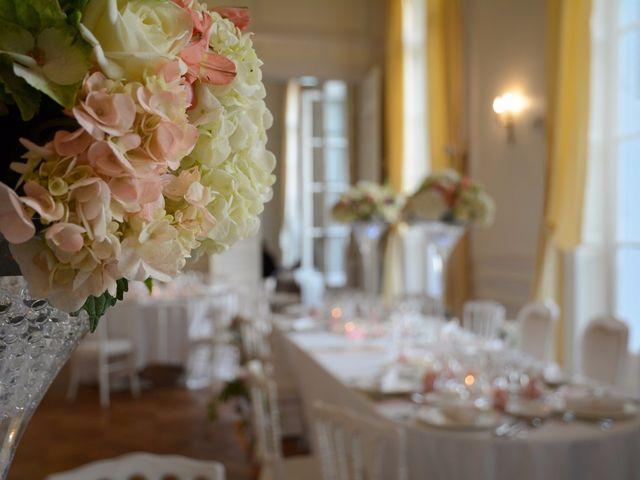 Le mariage de Fleuret et Tomassino