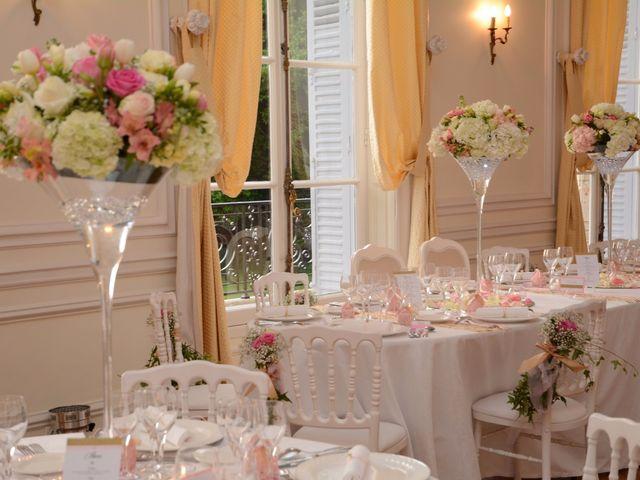 Le mariage de Tomassino et Fleuret à Chelles, Seine-et-Marne 2
