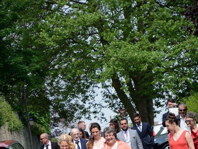 Le mariage de Tomassino et Fleuret à Chelles, Seine-et-Marne 15