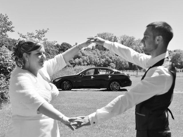 Le mariage de Benoit et Marine à Seigy, Loir-et-Cher 2