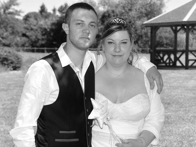 Le mariage de Benoit et Marine à Seigy, Loir-et-Cher 3