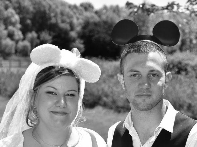 Le mariage de Benoit et Marine à Seigy, Loir-et-Cher 4