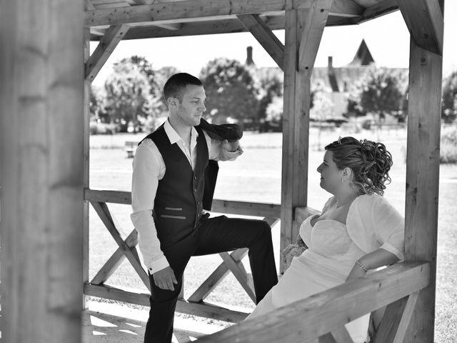 Le mariage de Benoit et Marine à Seigy, Loir-et-Cher 5