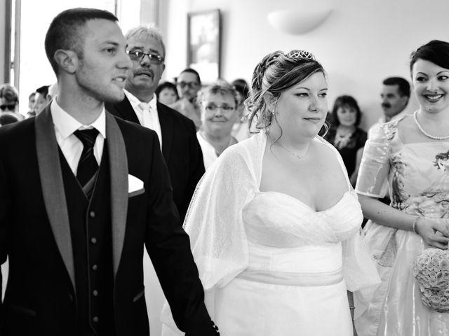 Le mariage de Benoit et Marine à Seigy, Loir-et-Cher 8