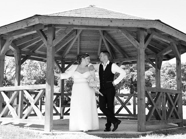 Le mariage de Benoit et Marine à Seigy, Loir-et-Cher 1