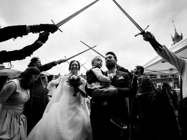 Le mariage de Vivien et Céline à Douai, Nord 24