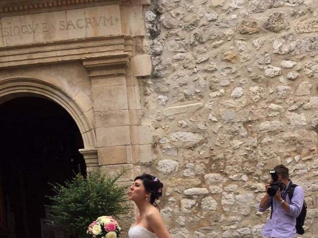 Le mariage de Alexandre et Nathalie   à Ventabren, Bouches-du-Rhône 12