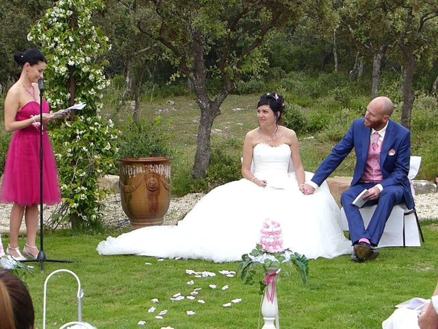 Le mariage de Alexandre et Nathalie   à Ventabren, Bouches-du-Rhône 13