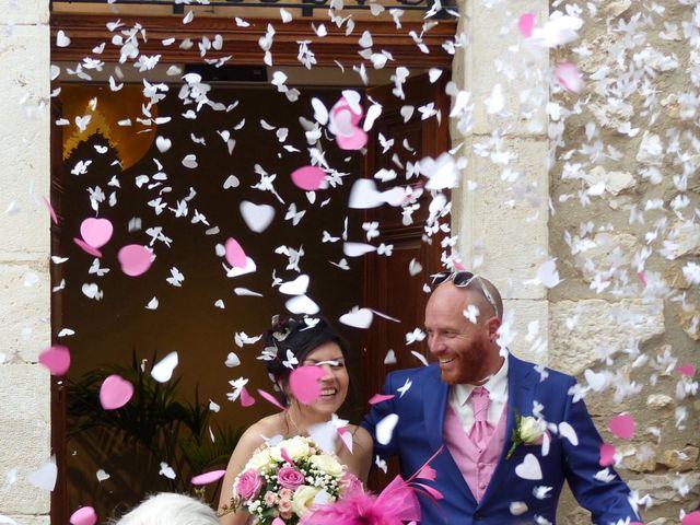 Le mariage de Alexandre et Nathalie   à Ventabren, Bouches-du-Rhône 19