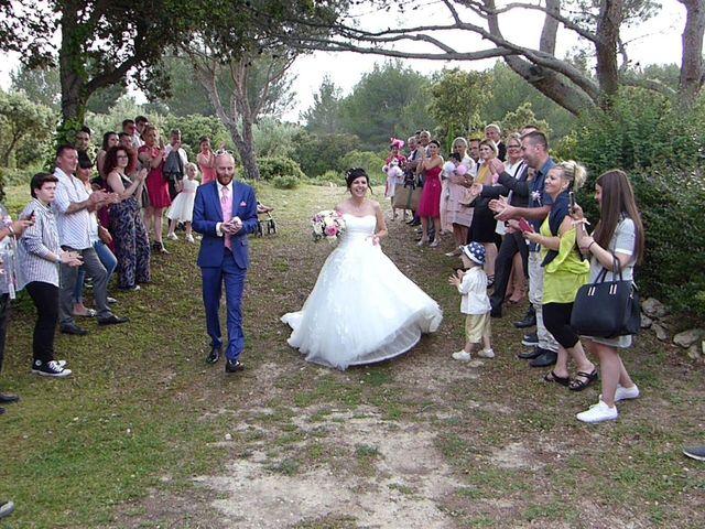 Le mariage de Alexandre et Nathalie   à Ventabren, Bouches-du-Rhône 35