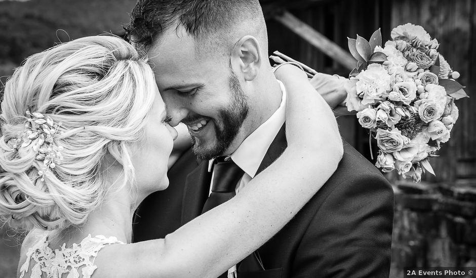Le mariage de Steve et Stéphanie à Winkel, Haut Rhin