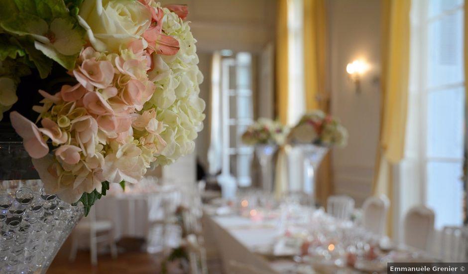 Le mariage de Tomassino et Fleuret à Chelles, Seine-et-Marne
