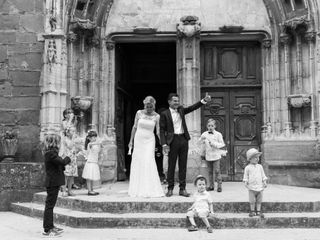 Le mariage de Marie-Frédérique et Christophe