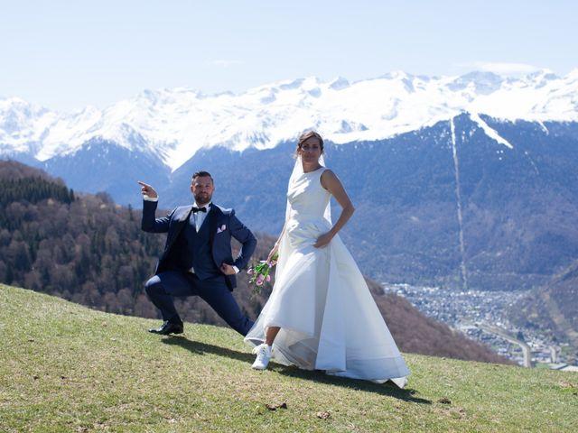 Le mariage de Lorin et Laetitia à Artigues, Ariège 13