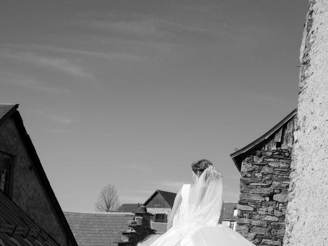 Le mariage de Lorin et Laetitia à Artigues, Ariège 16