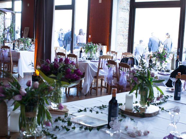 Le mariage de Lorin et Laetitia à Artigues, Ariège 18