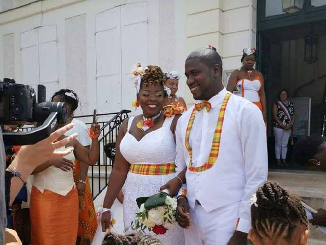 Le mariage de Sébastien  et Jessika à Saintry-sur-Seine, Essonne 1