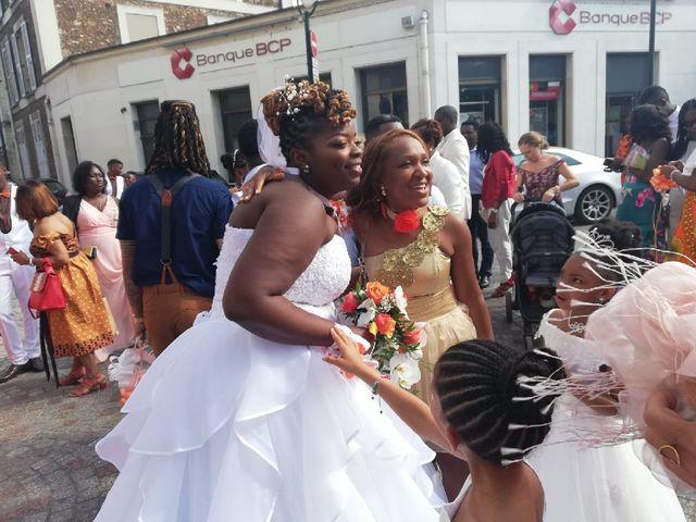 Le mariage de Sébastien  et Jessika à Saintry-sur-Seine, Essonne 13