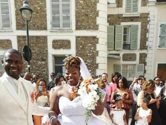 Le mariage de Sébastien  et Jessika à Saintry-sur-Seine, Essonne 15