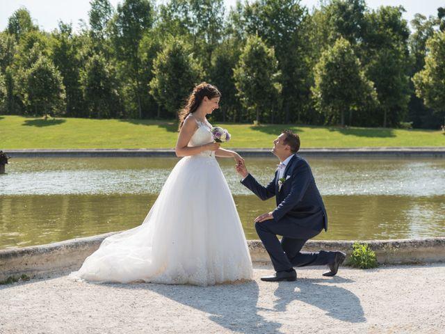 Le mariage de Precylia et Arthur