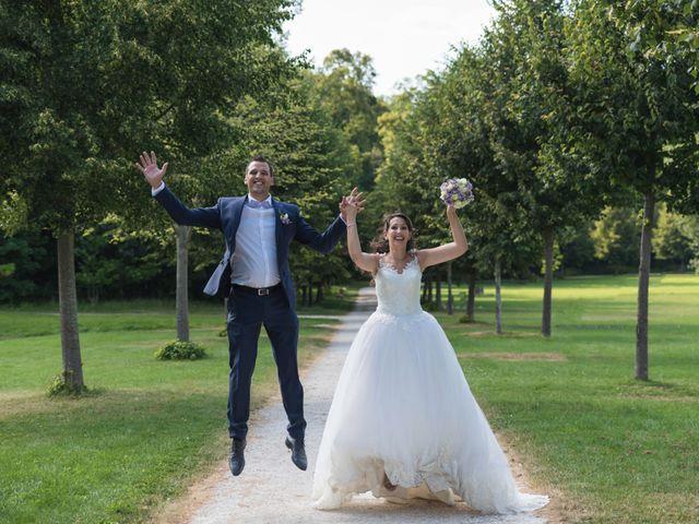 Le mariage de Arthur et Precylia à Roissy-en-Brie, Seine-et-Marne 16