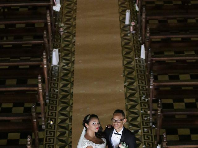 Le mariage de Franck et Cloé à Saint-Louis, La Réunion 3