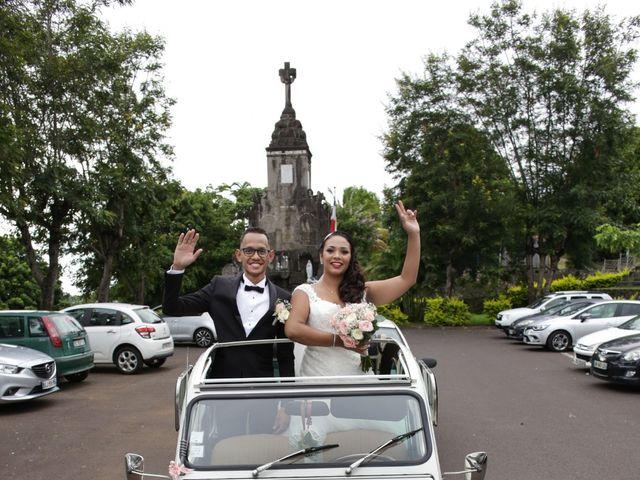 Le mariage de Franck et Cloé à Saint-Louis, La Réunion 4