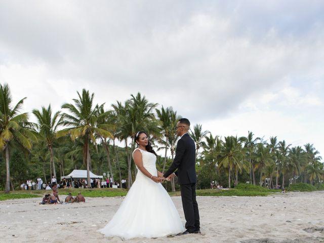 Le mariage de Franck et Cloé à Saint-Louis, La Réunion 10