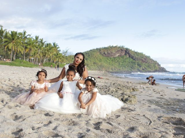 Le mariage de Franck et Cloé à Saint-Louis, La Réunion 11